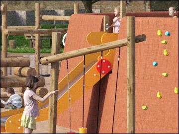 Playground 3d CGI tt