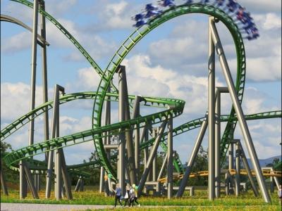 Roller Coaster – Tayto Park