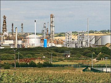 Conoco Phillips, Whitegate Refinery