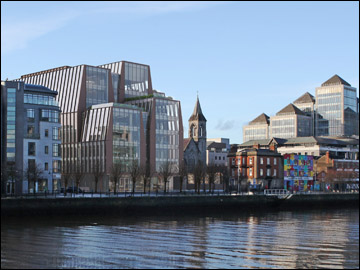 City Quay – Dublin