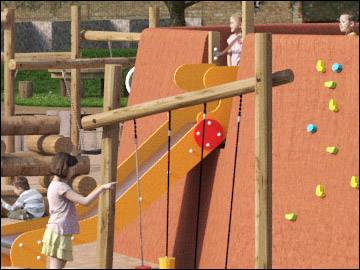 Fitzgerald's Park Playground – Cork City