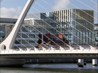 Lime Street & Cardiff Lane – Dublin Docklands